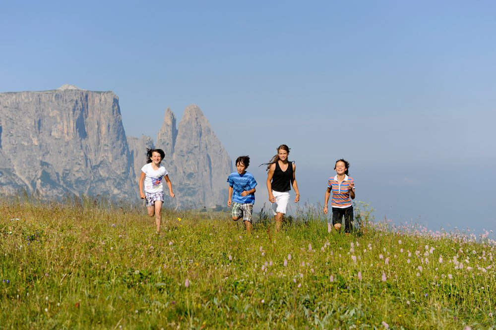 Holidays in Fiè allo Sciliar - enjoy nature before an alpine backdrop