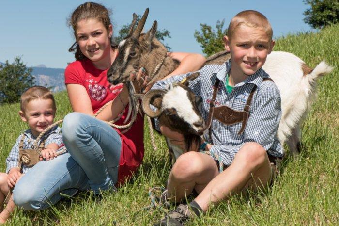 Gfinkerhof – Urlaub auf dem Bauernhof mit Kindern in Südtirol