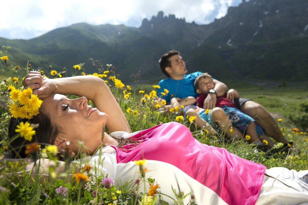 Vacanza escursionistica nelle Dolomiti